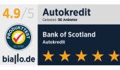 Bank of Scotland - Autokredit